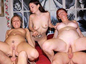 British Group Sex 118